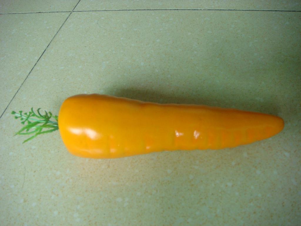 仿真蔬菜(胡萝卜) 3