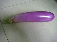 仿真蔬菜(茄子)