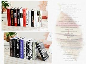 Simulation portfolio books
