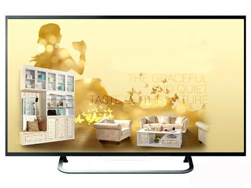 """2019 42""""中山家具展厅电视模型 仿真电视 道具电视"""