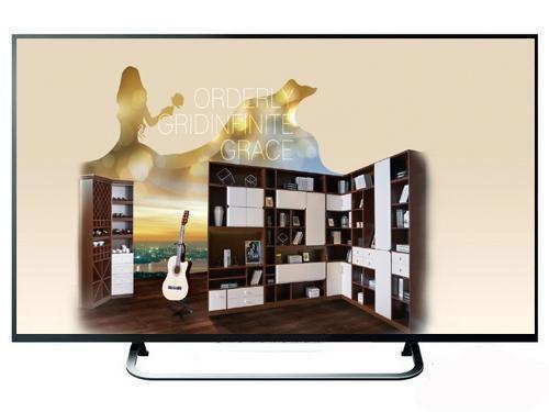 """42""""設計公司展廳電視模型  道具電視 仿真電視"""