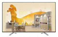"""42""""傢具展廳電視模型 仿真電視 裝飾電視"""