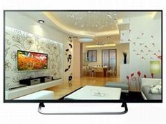"""50""""傢具展廳裝飾電視模型 仿真電視 道具電視"""