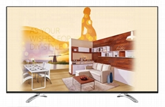 """55""""傢具展廳道電視模型 仿真電視 裝飾電視"""