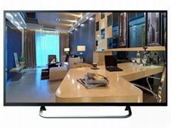 """60""""傢具裝飾電視模型 仿真電視 道具電視"""