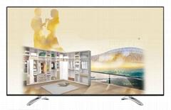 "65""Ultra-thin props tv model showroom tv dummy tv model"