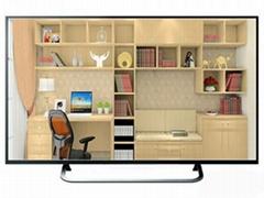 """65""""家具展厅电视模型 样板房电视 仿真电视"""