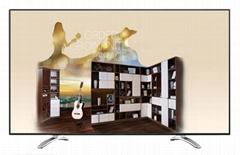 """70""""傢具展廳電視模型 道具電視 仿真電視"""