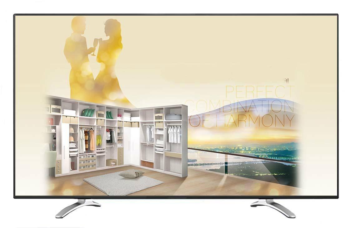 65寸电视模型/仿真电视/道具电视/装饰模型/展示道具电视