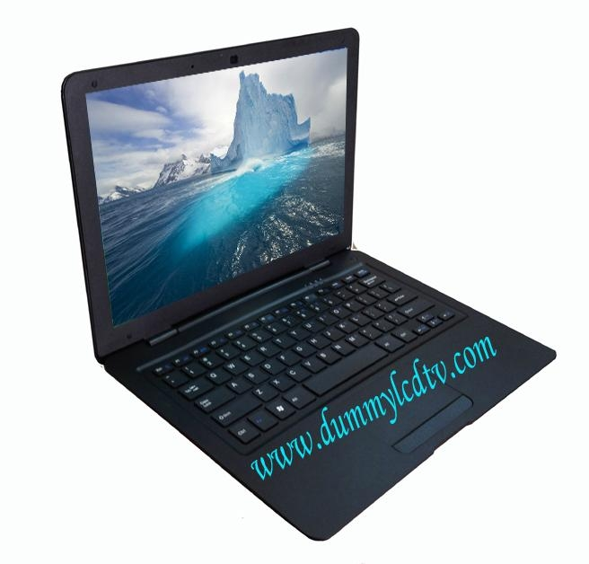 dummy laptop model
