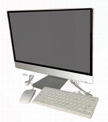 深圳办公家具展示道具电脑 一体机模型