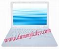 Croatia prop laptop model dummy laptop