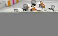 順德辦公傢具展示筆記本模型 電腦模型 仿真電腦 13
