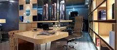 福州办公家具展厅笔记本模型 电脑模型