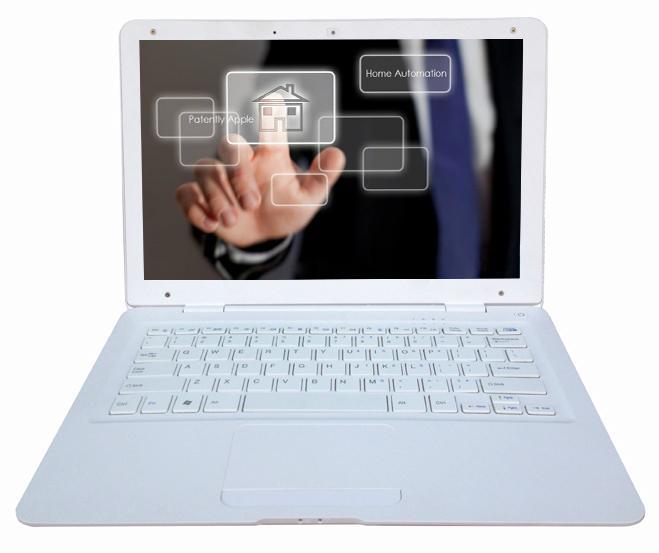 福州办公家具展厅笔记本模型 电脑模型 6