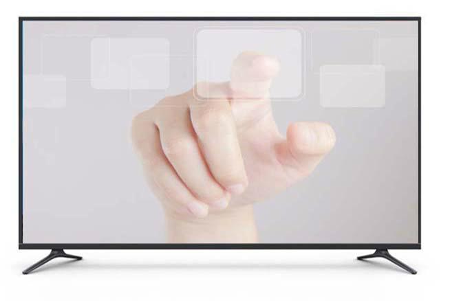 """50""""廣州傢具展廳裝飾電視模型 仿真電視 道具電視  19"""