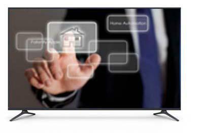2020上海傢具展廳電視模型 仿真電視 道具電視  6