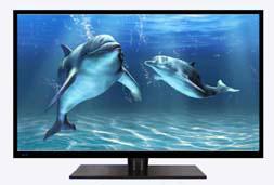 2019 厚街傢具展廳電視模型 仿真電視 道具電視  4