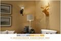 Wood Art - Deer Table 2