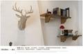 Wood Art - Deer Table 6