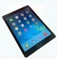 The IPAD MINI tablet PC model apple
