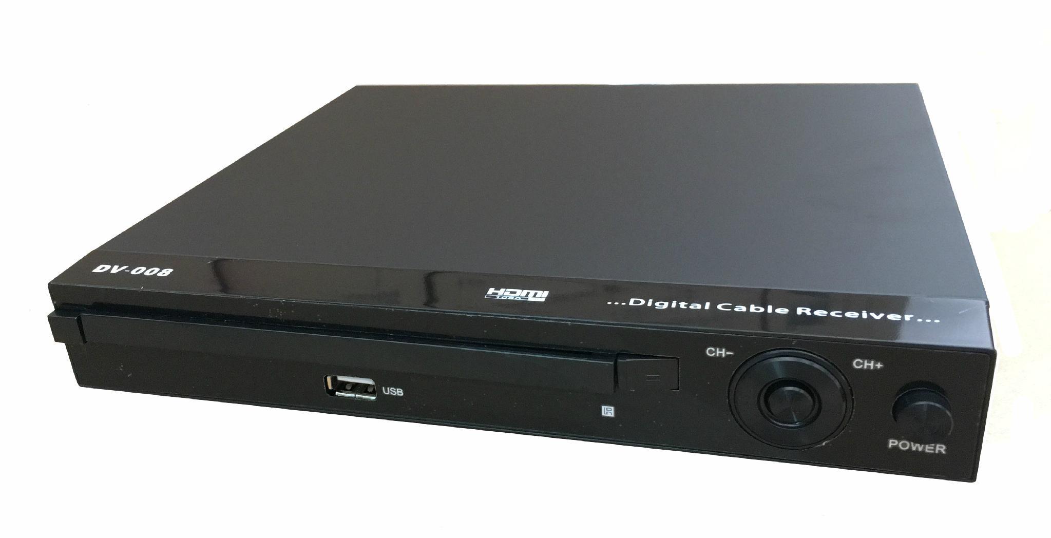 傢具展廳電視機頂盒模型 1