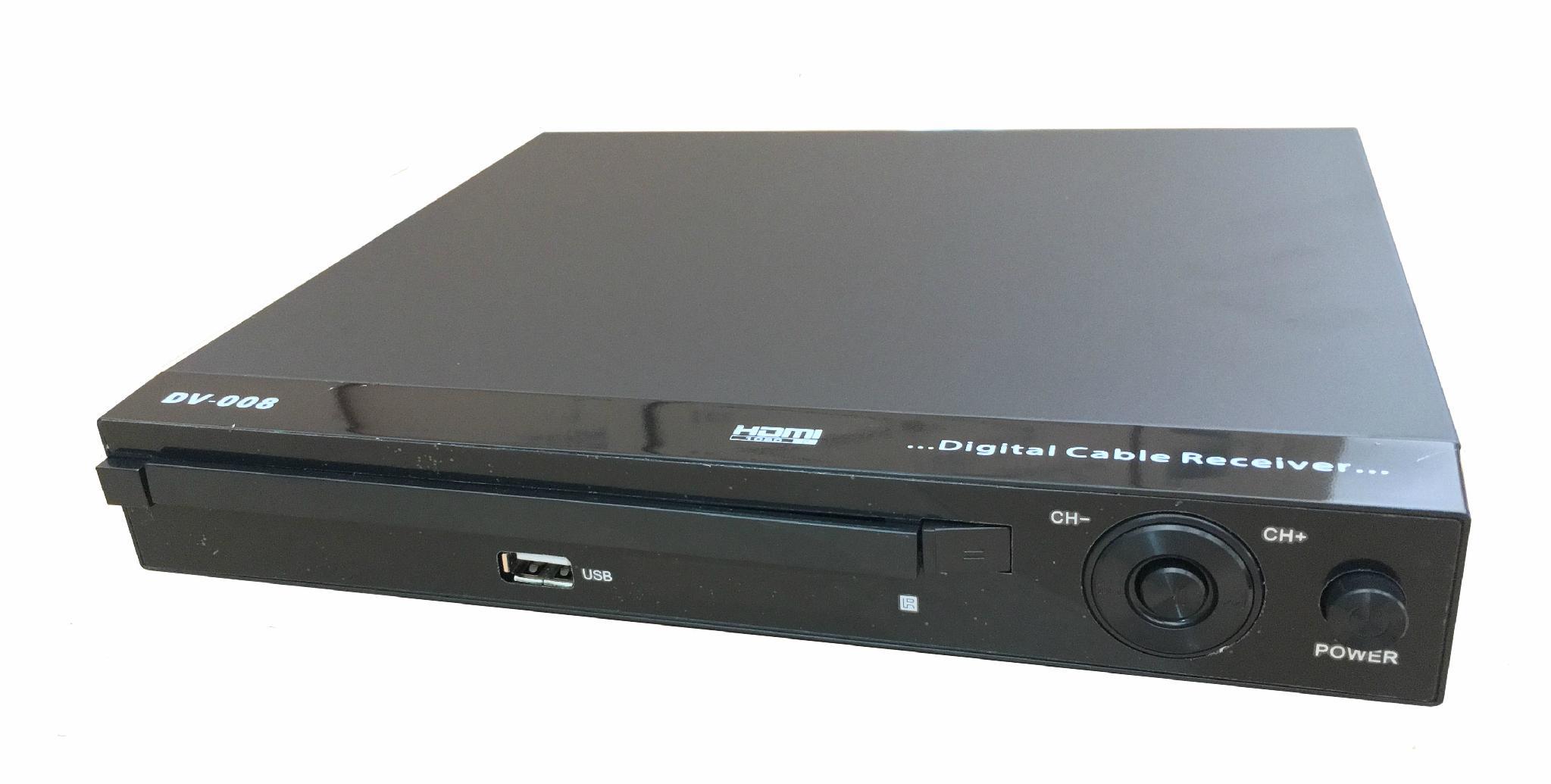 傢具展廳電視機頂盒模型 4