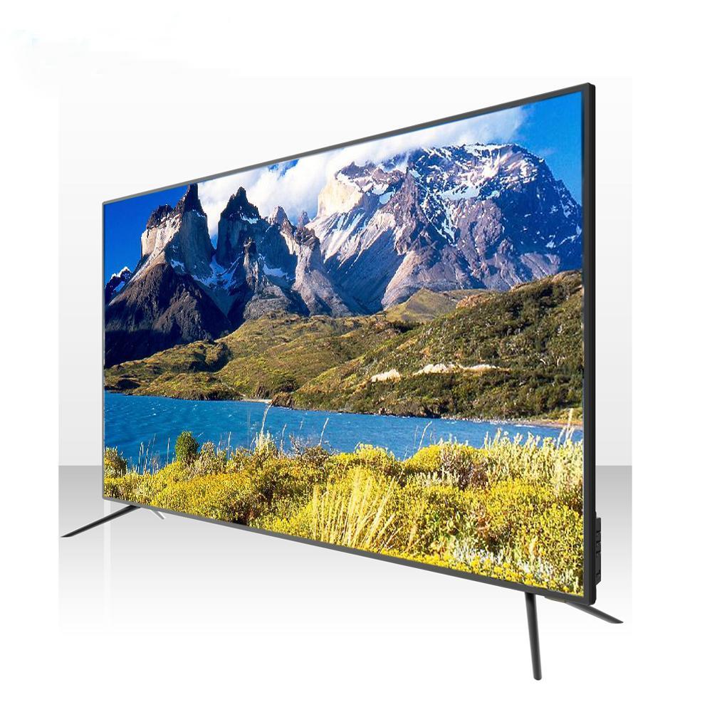 """49""""軟裝展廳曲面電視模型 仿真電視 道具電視  12"""