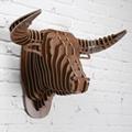 Wood Art - Lion