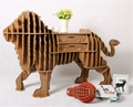 Wood Art - Lion