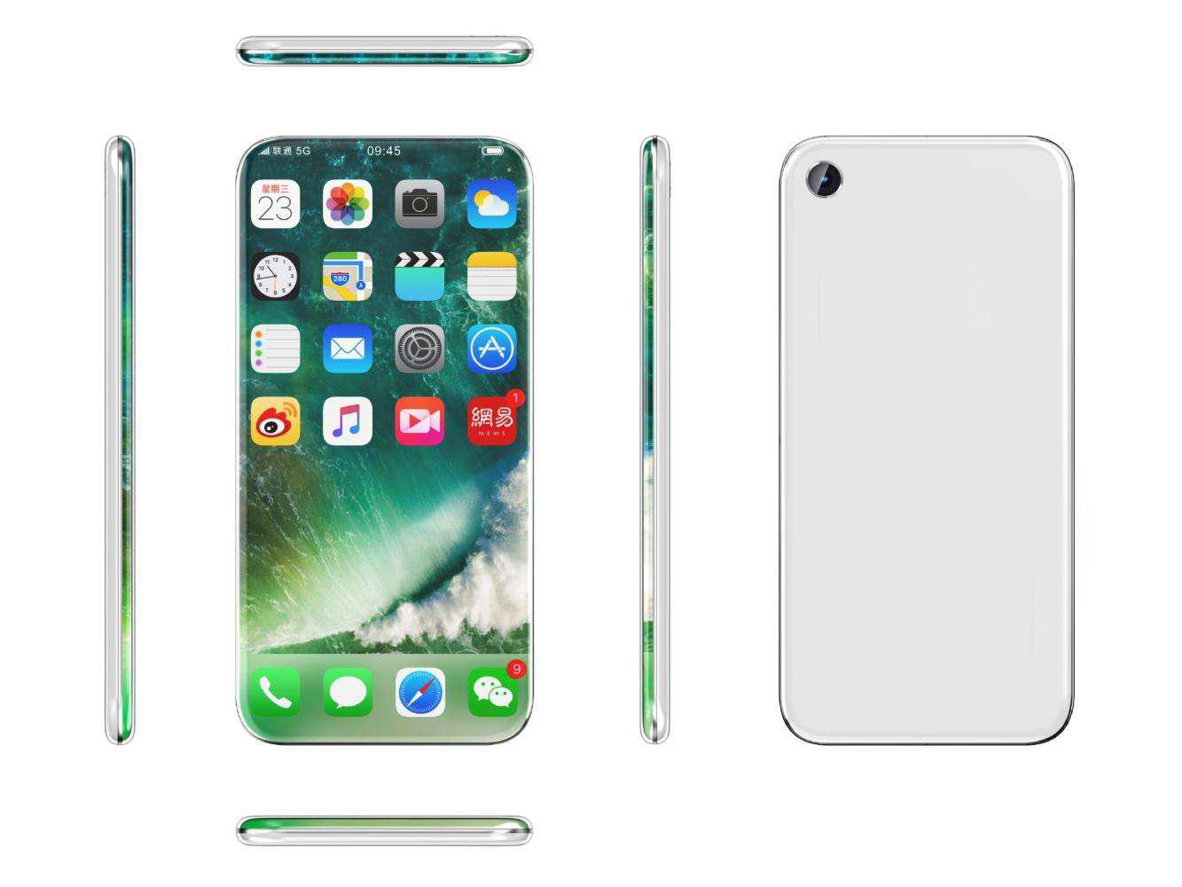 蘋果X模型8plus手機模型機上交8代樣品iphone8黑屏仿真道具機模型 3