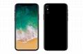 蘋果X模型8plus手機模型機上交8代樣品iphone8黑屏仿真道具機模型 7