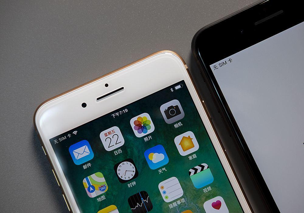 蘋果X模型8plus手機模型機上交8代樣品iphone8黑屏仿真道具機模型 9