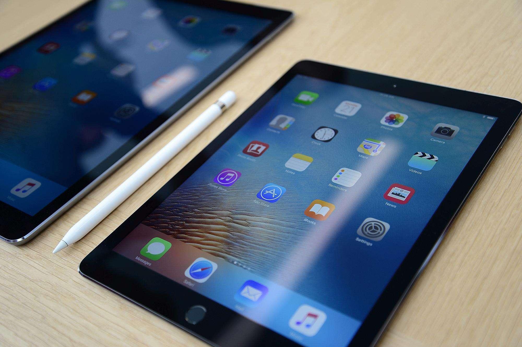 """IPAD 12.9""""平板电脑模型 苹果平板电脑模型 3"""