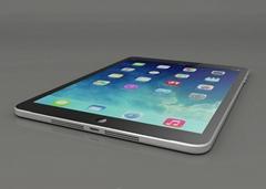 IPAD air2平板电脑模型 苹果平板电脑模型