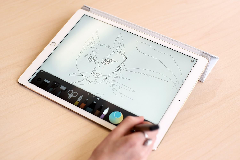 IPAD air2平板电脑模型 苹果平板电脑模型 2