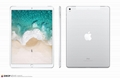 Gemany IPAD air2 prop tablet PC model apple tablet model - white