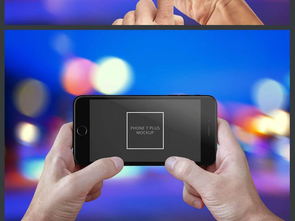 品牌7plus手機模型,道具手機,展示手機,模具模型機 4