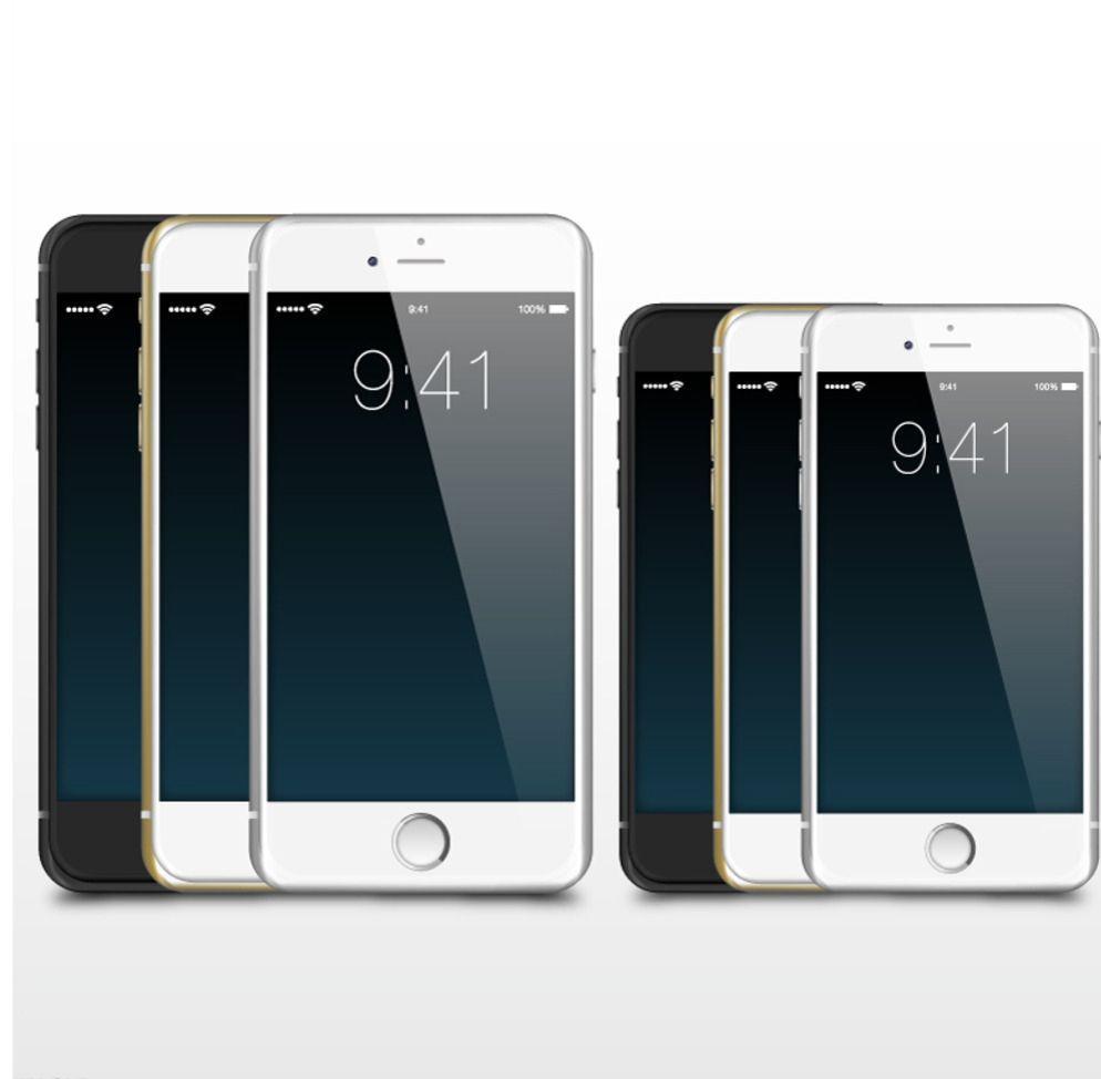 6plus品牌手机模型,道具手机,展示手机,模具模型机 4