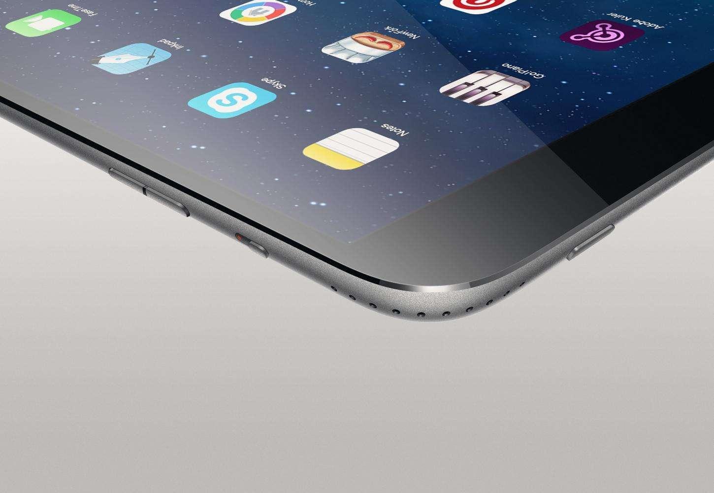 """IPAD 12.9""""平板電腦模型 蘋果平板電腦模型 2"""
