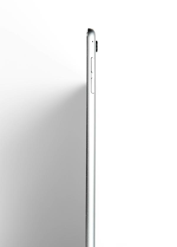 IPAD 平板電腦模型 蘋果平板電腦模型-白色 8