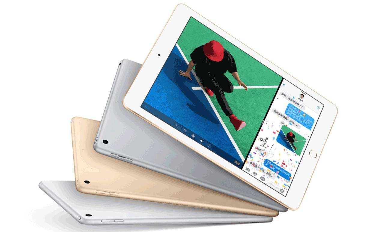 IPAD 平板電腦模型 蘋果平板電腦模型-白色 12