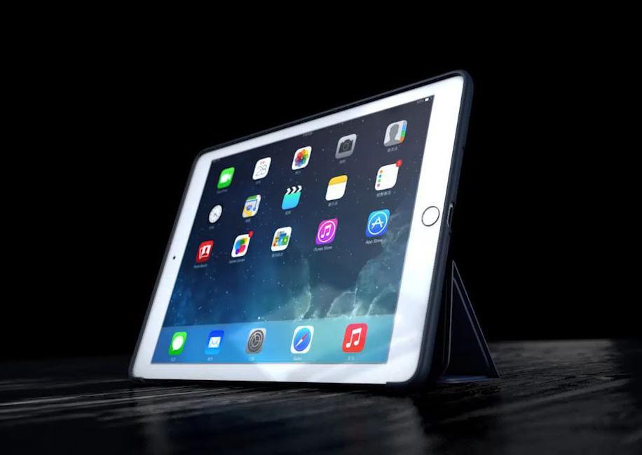 IPAD 平板電腦模型 蘋果平板電腦模型-黑色 13