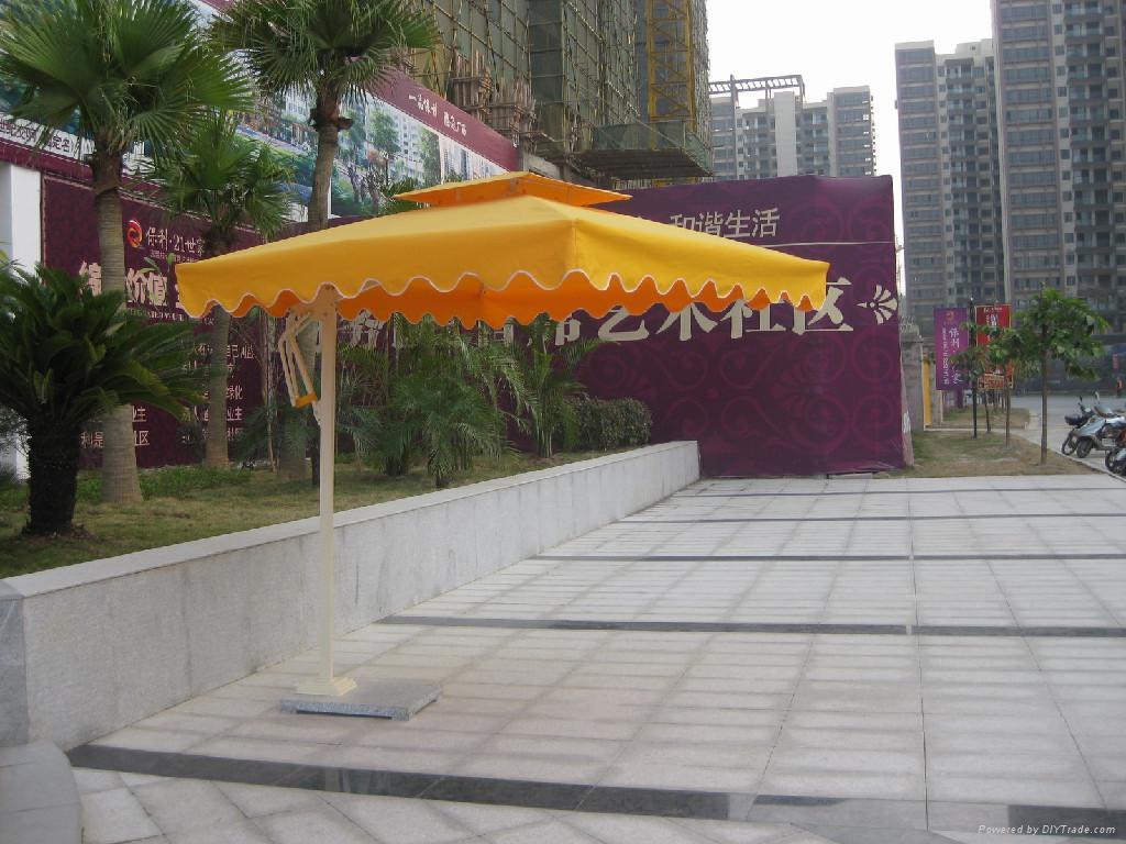 3M*3M Unilateral umbrella 1