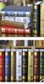 欧式烫金装饰书籍 装饰书 仿真书 道具书 假书 模型 1