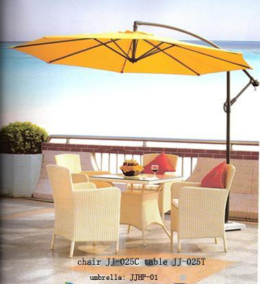 Unilateral high-grade hanging sun umbrella (umbrella banana)