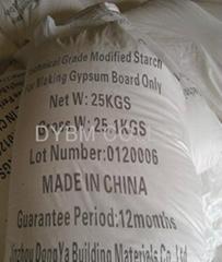 变性玉米淀粉(纸面石膏板专用)