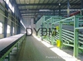 no paper faced gypsum board equipment