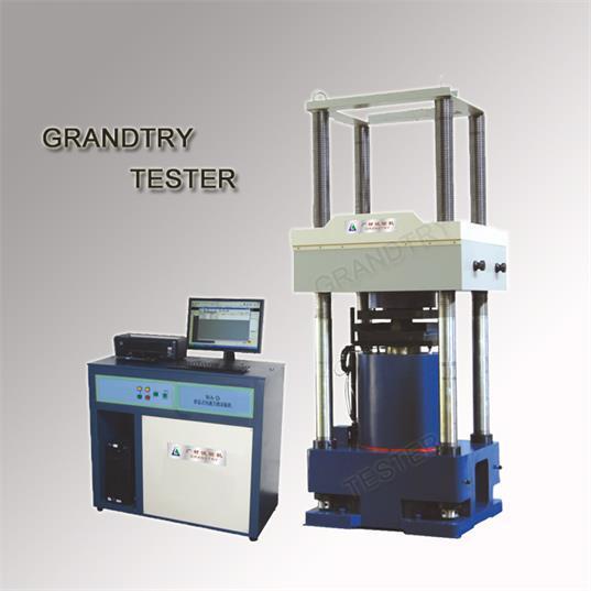 广州广试提供微机控制电液伺服压力试验机 1