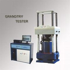 广州广试提供微机控制电液伺服压力试验机